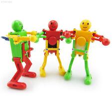 CD3C Wind Up Clockwork Dancer Dancing Robot Toy Baby Kids Gifts Random Color