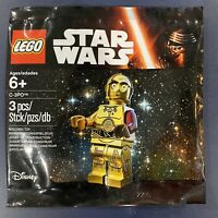LEGO 5002948 Star Wars The Force Awakens C-3PO Minifigure Red Arm TRU Exclusive