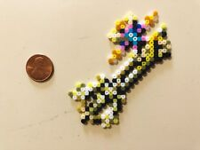 OATHKEEPER KINGDOM HEARTS MINI BEAD SPRITE PERLER ARTKAL PIXEL ART ICON KEYBLADE