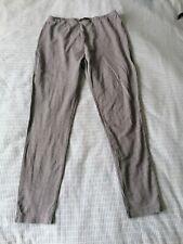 Ladies Atmosphere Grey Leggings Size 14