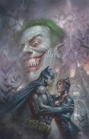 BATMAN #50 PARRILLO VIRGIN VARIANT DC COMICS WEDDING CATWOMAN JOKER