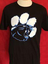 NEW Carolina panthers Clemson Tigers Saturday Sunday football T-shirt large