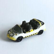 Disney Mini Test Track Car Collector Pack Park Series 1
