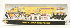 "Nascar #4 Kodak Gold Race Car Sterling Marlin 1994 Racing Poster ~13x37"" F44"