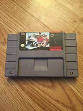 NHL Stanley Cup Super Nintendo Game Snes BB1