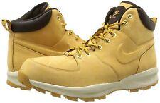 Scarpe Uomo Nike Manoa Leather 454350-700 Beige 44 5