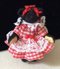 Little Gem (beary sophie) miniature teddy bear signed and dated by the artist