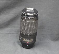 Nikon AF-S Nikkor 70-300MM 1:4.5-5.6G  ED Camera Lens