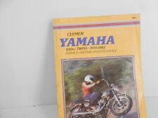Yamaha  XS 650 Reparaturhandbuch Handbuch Reparaturanleitung