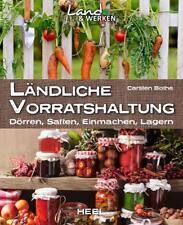 Ländliche Vorratshaltung von Carsten Bothe (2016, Taschenbuch)