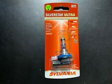 SYLVANIA - H11 SilverStar Ultra - High Performance Halogen Headlight Bulb