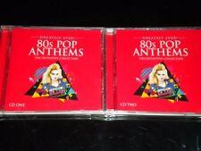 CD de musique album années 80 pour Pop, vendues à l'unité