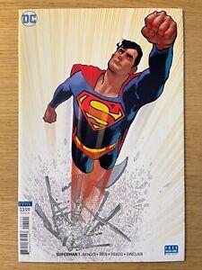 Superman #1 Adam Hughes Variant Cover NEW (2018) DC Comics