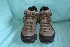 Merrell Moab Gortex Vibram Womens Continuum Hiking Boots Size 8