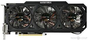 GIGABYTE GV-R927XOC-4GD, GPU, Graphics card, gaming, AMD, read description