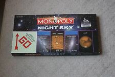 Monopoly Night Sky Edition Board Game
