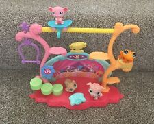 Littlest Pet Shop LPS Tricks n Talent Stage Playset With Mouse, Pink Poodle 4