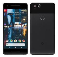 5.0'' Google pixel 2 Unlocked Verizon +CDMA 12MP 64GB 4GB RAM Smartphone Black