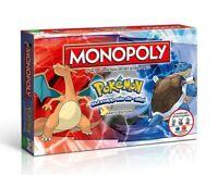 Monopoly Pokémon Kanto Edition Spiel Brettspiel Gesellschaftsspiel deutsch NEU