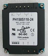 Ph150S110-24 Tdk-Lambda, Dc-Dc Converter, 24V 150W 6.3A