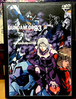 Mobile Suit Gundam 0083 Stardust Memory Complete Collection DVD 3 Disc Set