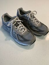 New Balance 990v4 Running Shoes Men's 11 - Grey W990GL4 Made in the USA