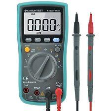 KASUNTEST 6000 Counts TRMS Auto/Manual Ranging Digital Multimeter Multitester/El