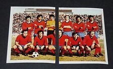 N°166-167 PANIONIOS ATHENES HELLAS GRECE C2 FOOTBALL BENJAMIN EUROPE 1980 PANINI