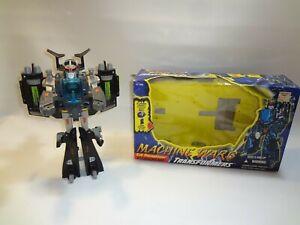 Vintage Transformers Machine Wars Evil Decepticon Starscream 1996 Box