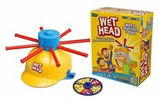 Zing Wet Head Game, Ages4+ Water Roulette Challenge, 8Rods Funny Helmet Spinner
