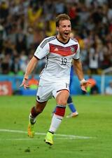 Mario Götze A4 PHOTO 10