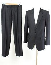 Herren Anzug Gr. 90 (XS Schlank) Sakko Hose Business Suit Jacket Pants