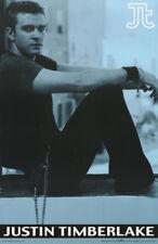 Poster : Music : N Sync - Justin Timberlake - Free Shipping ! #6252 Rw16 i