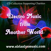 ROYALTY-FREE Experimantal Electro Music Charity CD: HOPE HOUSE CHILDREN HOSPICES
