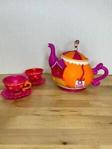 Lalaloopsy Tea Set, Super Cute, EUC!