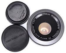 Topcon RE Macro 58mm f3.5 Auto-Topcor  #13700064