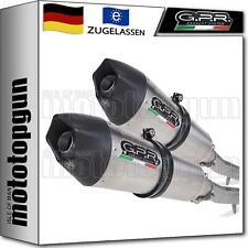 GPR 2 AUSPUFF ABE GPE ANNIVERSARY TITAN BMW R 1200 S 2006 06 2007 07 2008 08