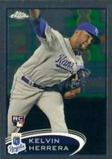 2012 Topps Chrome Baseball Pick Your Card  Complete Your Set
