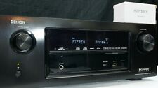 Denon AVR-X3000 7.2 Integrated Network AV Receiver