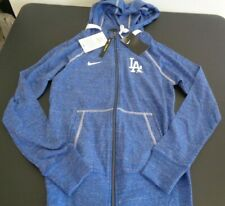 LOS ANGELES DODGERS Baseball NIKE Hoodie Womens XS Sweatshirt NEW Free Shipping
