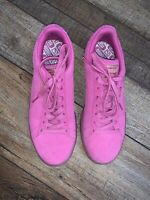 Puma Men's Size 9.5 Suede Classic + Mono Iced Meadow Mauve/Team Gold