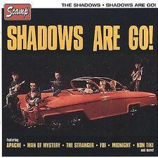 Shadows Are Go! The Shadows (CD 1996) Hank Marvin