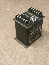 INDUSTRIAL SOLID STATE CONTROLS MOTION DETECTOR  1260-1FB