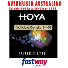 HOYA HMC ND VARIABLE NEUTRAL DENSITY ND3-400 62MM Made in Japan