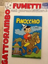 Pinocchio N.24 Anno 76 Edicola