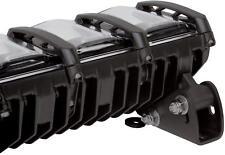 """Rigid Industries Adapt 10"""" Led Light & GPS Module & Stealth Mount Bracket Kit"""