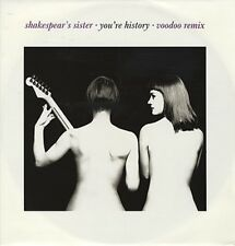 Shakespears Sister You're History Voodoo Remix Uk 12""
