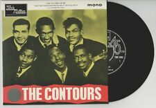 CONTOURS-I'LL STAND BY YOU-CAN YOU JERK-CAN YOU DO IT-THAT DAY WHEN SHE-MINT NEW