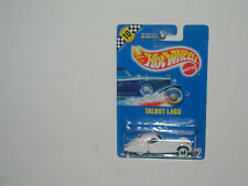 HOT WHEEL 1990 BLUE(speed point) CARD TALBOT LAGO COLL #22 MOC