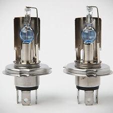 VIP X2 H4 - 4200K Xenon HIR Halogen Headlight Bulb Super White Lamp 75W Headlamp